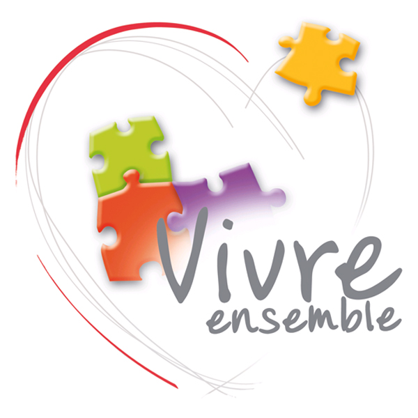 logo de Ehpad vivre ensemble salle de vihiers et la jumellière
